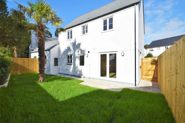 Thumbnail Detached house for sale in Plain-An-Gwarry, Redruth, Cornwall