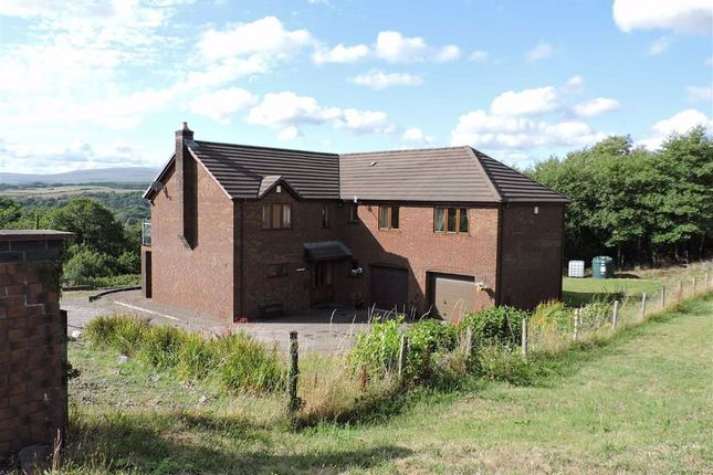Thumbnail Detached house for sale in Neath Road, Ystradgynlais, Swansea