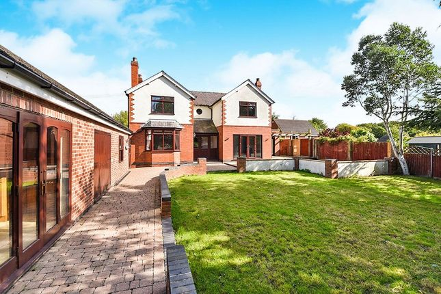 Thumbnail Detached house for sale in Newlands Road, Riddings, Alfreton