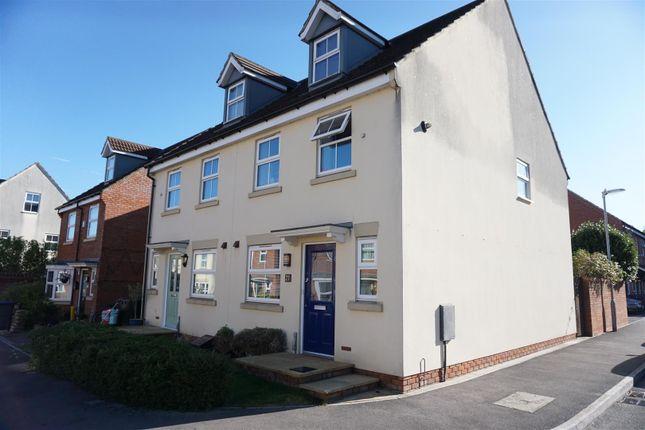 Thumbnail Semi-detached house to rent in Millards Close, Hilperton Marsh, Trowbridge