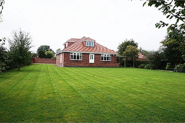 Thumbnail Detached bungalow for sale in Cottage Pasture Lane, Nottingham