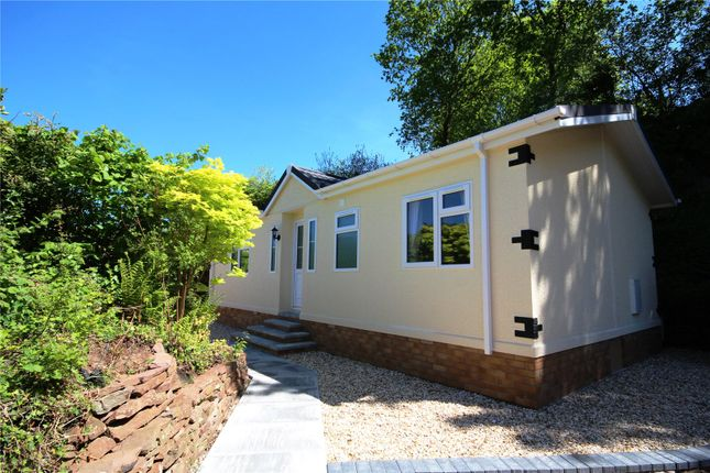Thumbnail Mobile/park home for sale in Cleevewood Park, Cleeve Wood Road, Downend, Bristol
