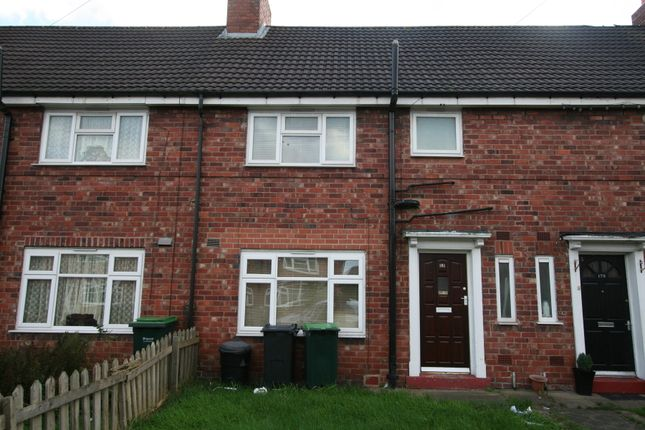 Terraced house to rent in Bassett Road, Wednesbury
