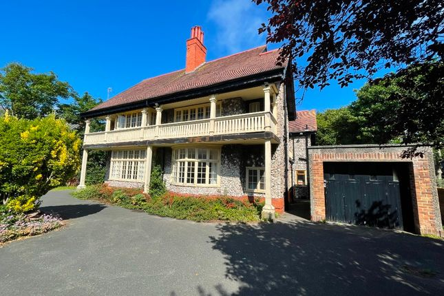 Thumbnail Detached house for sale in Meols Drive, West Kirby, Wirral