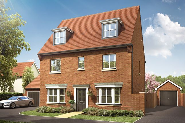 """Thumbnail Detached house for sale in """"The Newton"""" at Hollow Lane, Broomfield, Chelmsford"""