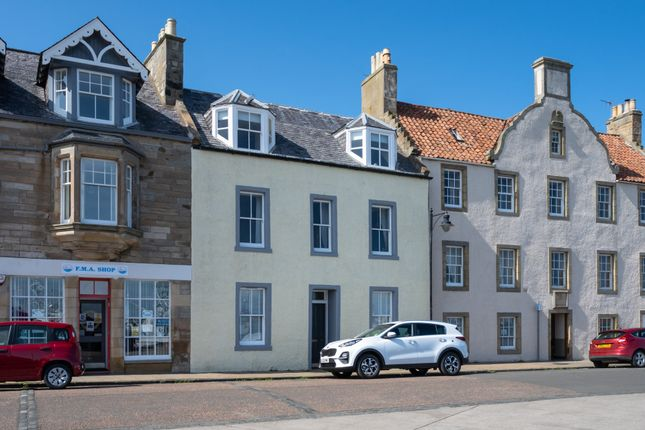 Thumbnail Town house for sale in East Shore, Pittenweem