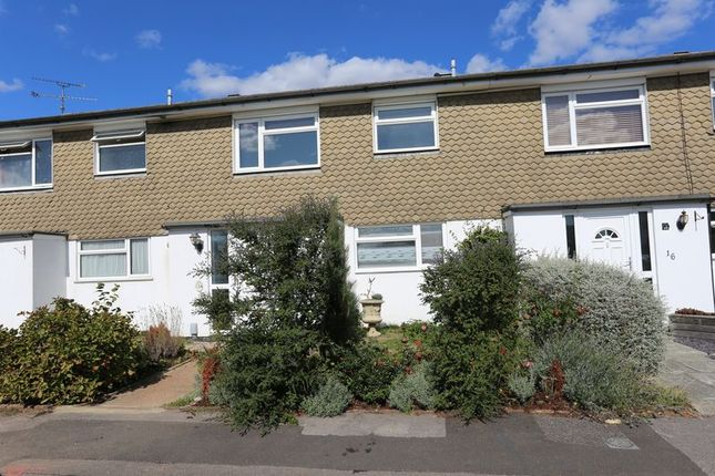Thumbnail Terraced house to rent in Lunds Farm Road, Woodley, Reading