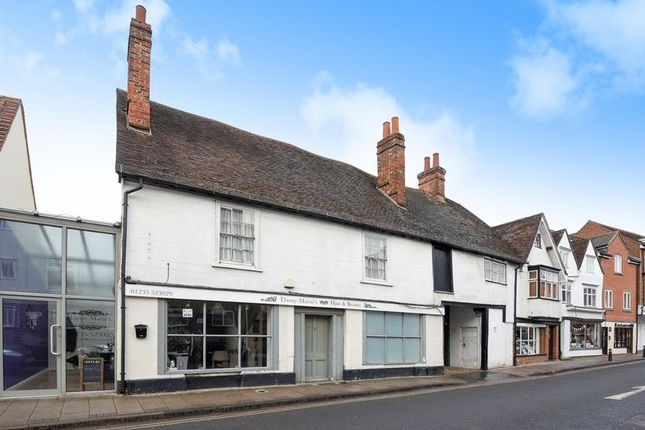Thumbnail Flat for sale in West St. Helen Street, Abingdon