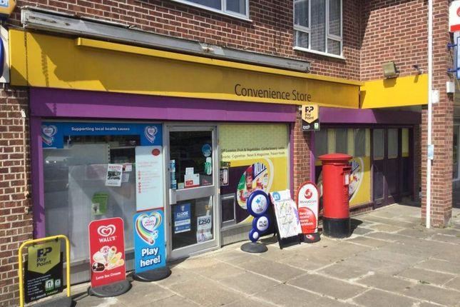 Thumbnail Retail premises for sale in Rowntree Way, Saffron Walden