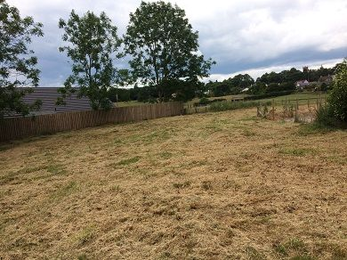 Thumbnail Land for sale in Maxwell Park, East Back Street, Thornhill