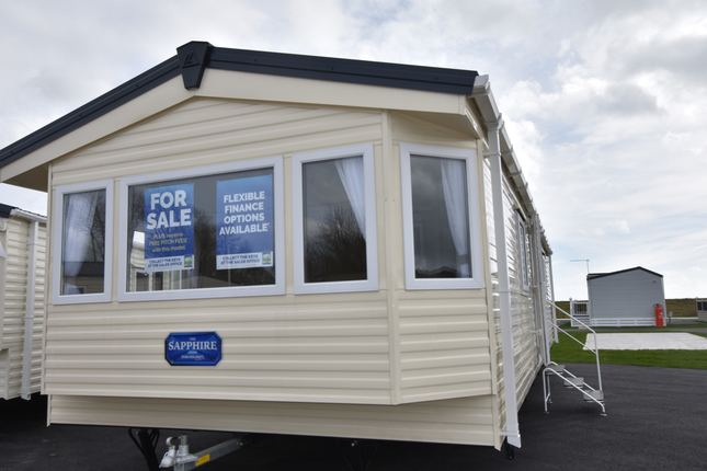 The Delta Sapphire Holiday Home Is Exclusive To Park Holidays UK!
