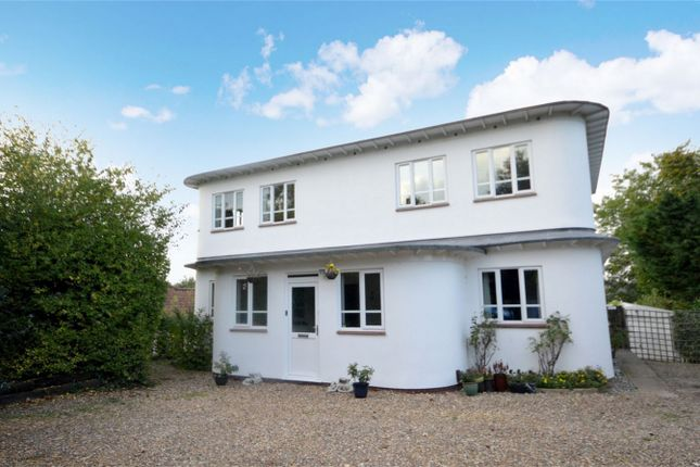 Thumbnail Detached house for sale in Dereham Road, Norwich, Norfolk