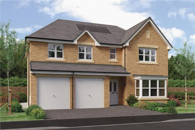 "Thumbnail Detached house for sale in ""Kinnaird"" at Hawkhead Road, Paisley"