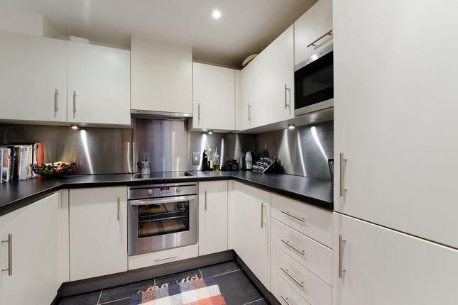 Kitchen of Crystal Wharf, 36 Graham Street, Islington, London N1