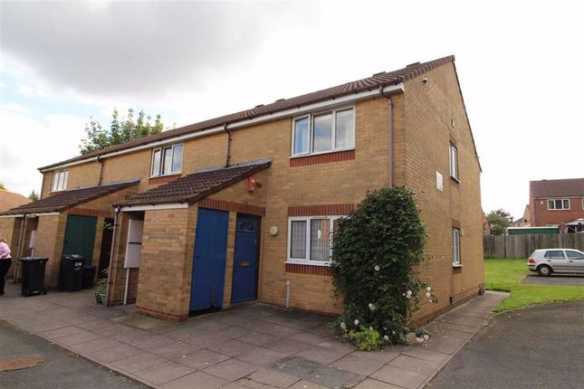 Thumbnail 1 bed flat for sale in Arcal Street, Dudley