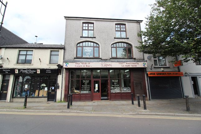 Thumbnail Bungalow for sale in Just Carpets, Queen Victoria Street, Tredegar