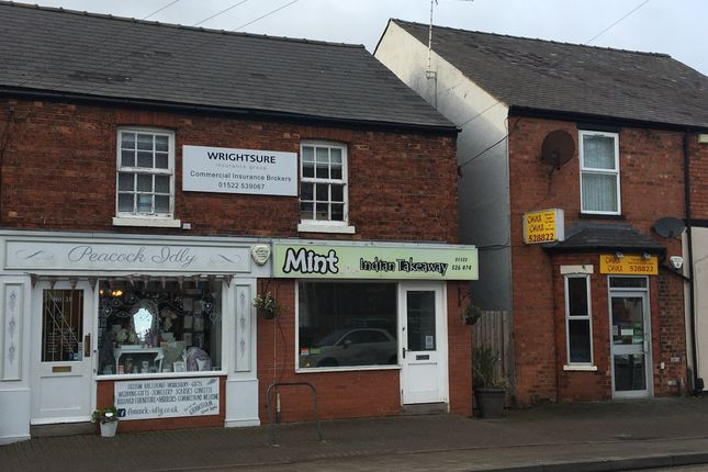 Thumbnail Retail premises to let in Grantham Road, Bracebridge Heath, Lincoln