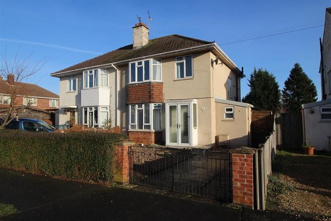 Thumbnail Semi-detached house for sale in Shelley Avenue, Grantham