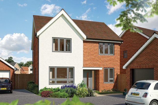 """4 bed detached house for sale in """"The Aspen"""" at Fields Road, Wootton, Bedford MK43"""