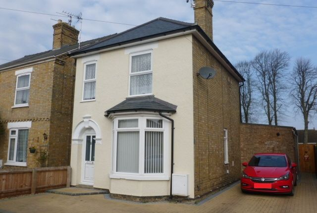 3 bed detached house for sale in Hereward Street, March