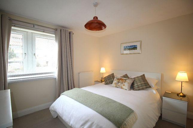 Thumbnail Flat to rent in Powderhall Brae, Powderhall, Edinburgh