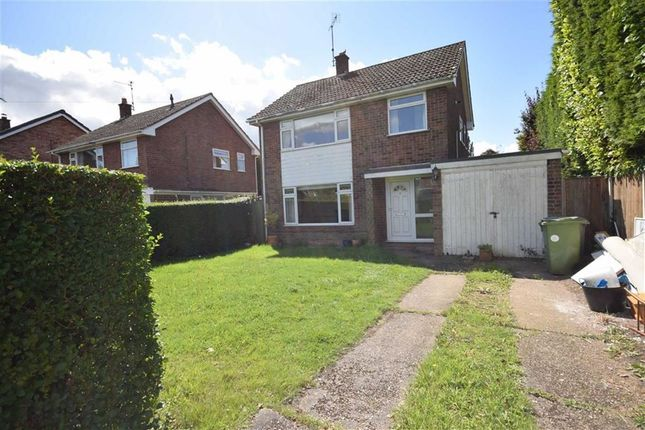 Thumbnail Detached house for sale in Appletree Close, Southwell, Nottinghamshire