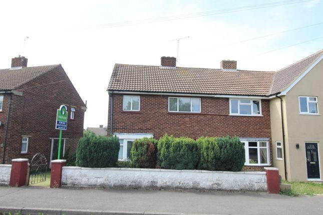 Thumbnail Semi-detached house for sale in Landseer Avenue, Northfleet, Gravesend