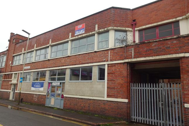 Thumbnail Light industrial to let in Bedford Street South, Leicester