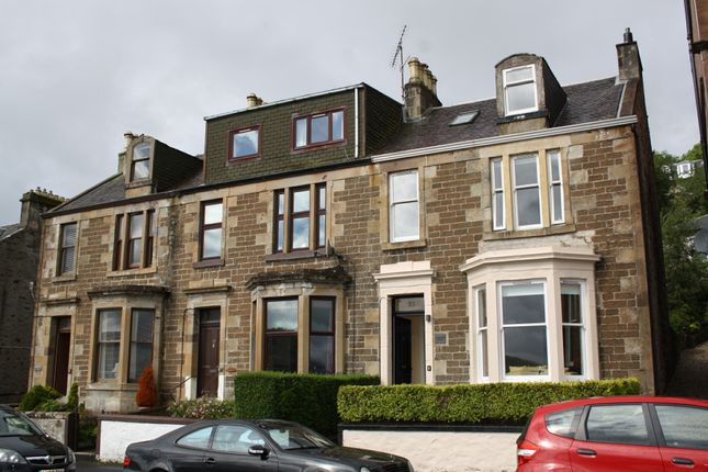 Thumbnail End terrace house for sale in Roxburgh House, 21 Argyle Place, Isle Of Bute, Rothesay