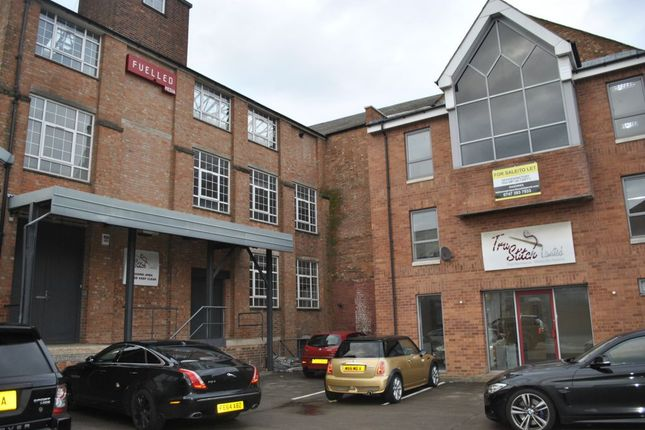 Thumbnail Warehouse for sale in Mansfield Street, Leicester