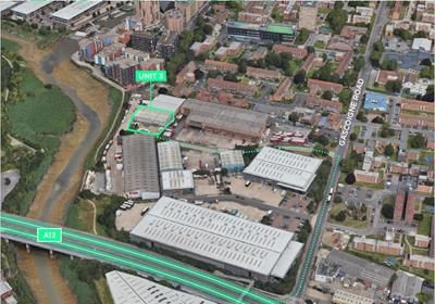 Thumbnail Light industrial to let in Unit 3, Valor Park, East Circular, Gascoigne Road, Barking, Essex
