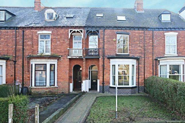 Thumbnail Terraced house for sale in Westbourne Avenue, Princes Avenue, Hull