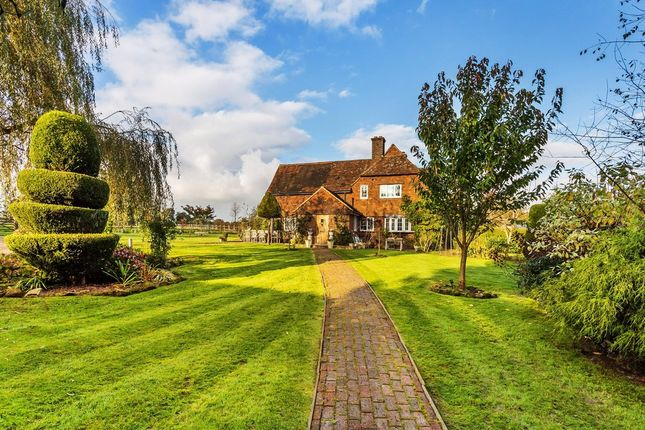 Thumbnail Link-detached house for sale in Ardingly Road, West Hoathly, East Grinstead