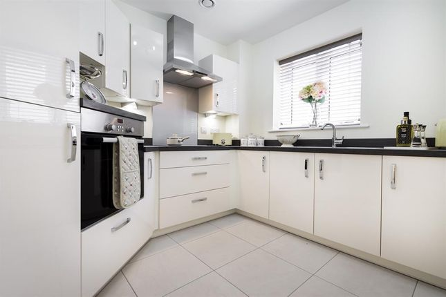 Typical Kitchen of Rogerson Court, Scaife Garth, Pocklington YO42