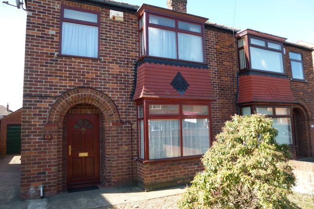 Thumbnail Semi-detached house to rent in Ardeen Road, Doncaster
