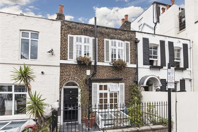 Thumbnail Terraced house for sale in Rutland Street, London