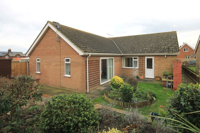 Rear Elevation of Russell Close, Wells-Next-The-Sea NR23