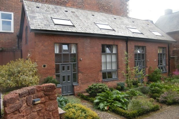 Thumbnail Property to rent in The Mint, Exeter