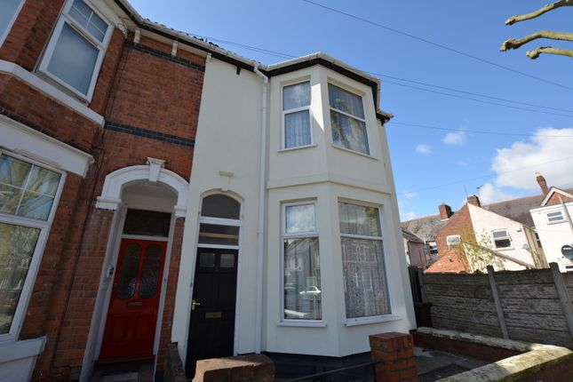 4 bed terraced house to rent in Allen Road, Wolverhampton