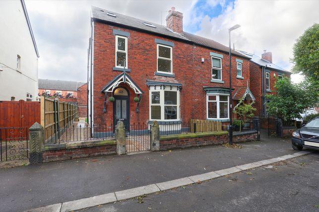 Thumbnail Semi-detached house for sale in Bromwich Road, Sheffield