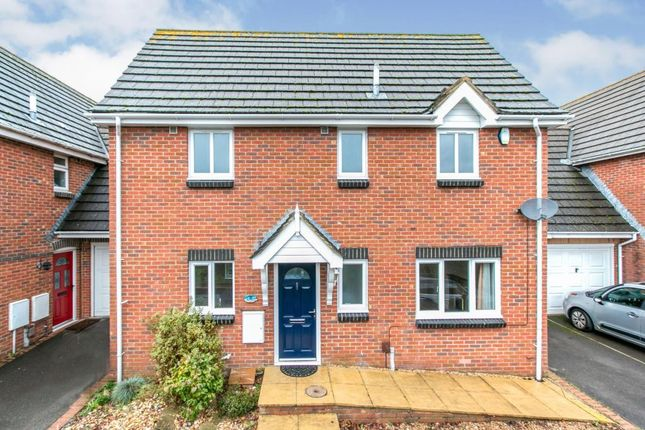 Thumbnail Link-detached house to rent in Moorings Close, Poole