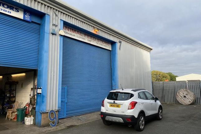 Thumbnail Industrial to let in Unit 7, Cwmbach Industrial Estate, Aberdare