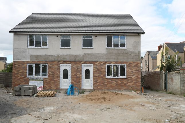 Thumbnail Semi-detached house for sale in Broad Mews, Station Street, Barry
