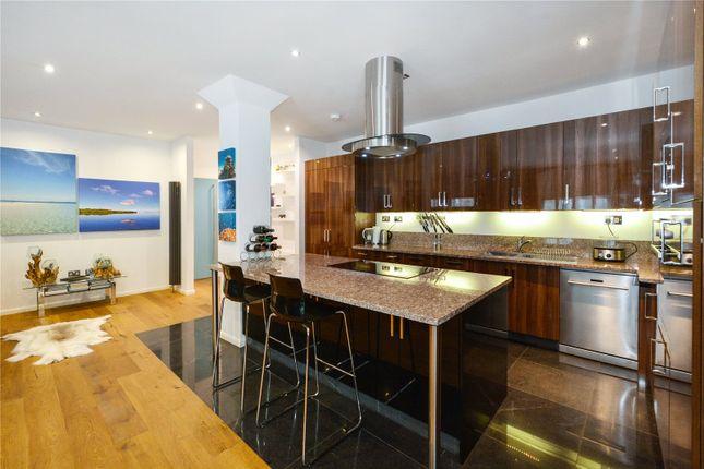 Kitchen of Telfords Yard, London E1W