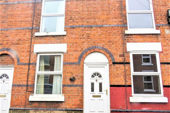 2 bed terraced house to rent in South Street, Chester CH3