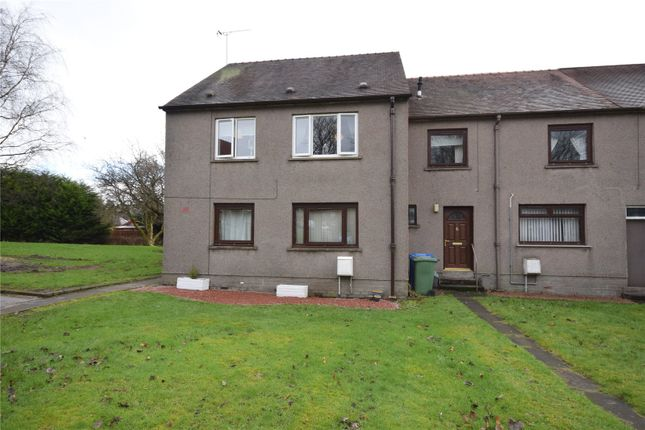 Thumbnail Flat for sale in Chapelle Crescent, Tillicoultry, Clackmannanshire
