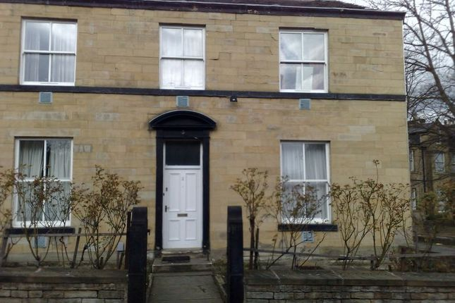 Thumbnail Detached house to rent in Belgrave Terrace, Huddersfield