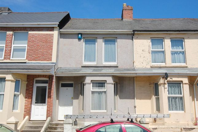 Thumbnail Terraced house for sale in Wordsworth Road, Plymouth