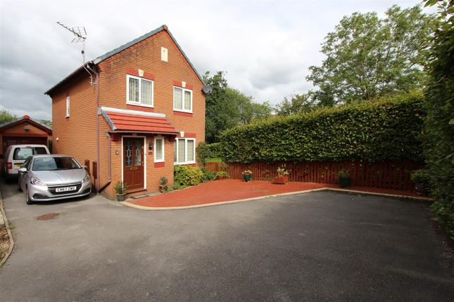 Thumbnail Detached house for sale in Clos Gwastir, Caerphilly