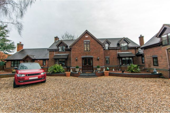 Thumbnail Detached house for sale in Aqueduct Road, Coalville